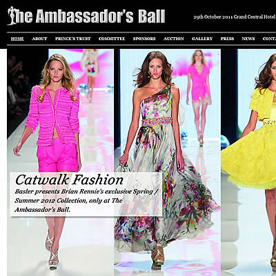 The Ambassador's Ball