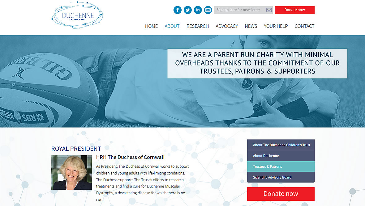Duchenne Children's Trust