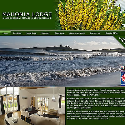Mahonia Lodge