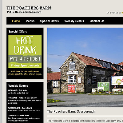 The Poachers Barn