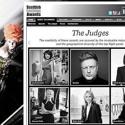 Scottish Fashion Awards 2012