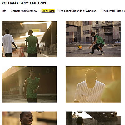 William Cooper-Mitchell V4