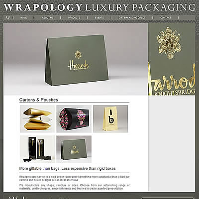 Wrapology Luxury Packaging V1