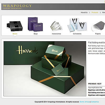 Wrapology Luxury Packaging V2